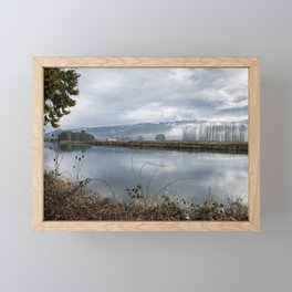 Going Home Framed Mini Art Print