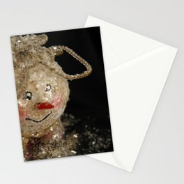 Miss, Snow Stationery Cards