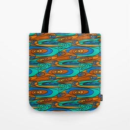 Jetson Art Tote Bag