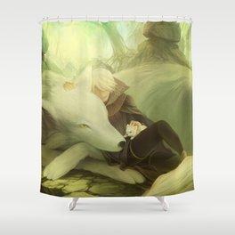 Fire Emblem: Awakening - Henry Shower Curtain