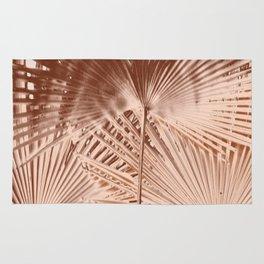 Arecales Palmae Copper Cocos Rug
