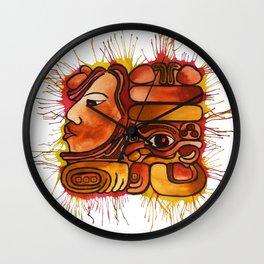 M@Y@ Wall Clock