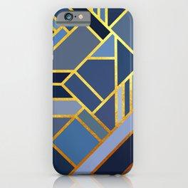 Art Deco Graphic No. 1 iPhone Case