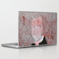 washington Laptop & iPad Skins featuring Washington by Doren Chapman