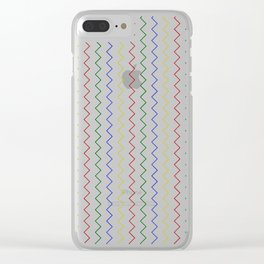 Ziggy Clear iPhone Case