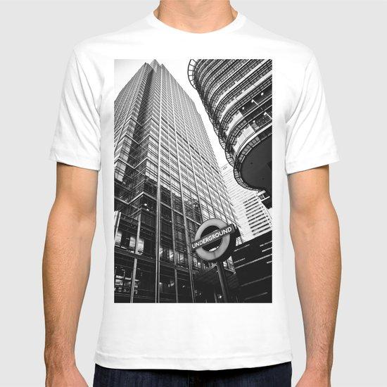 Canary Wharf  T-shirt