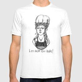 Hipstory Lessons: Marie Antoinette T-shirt