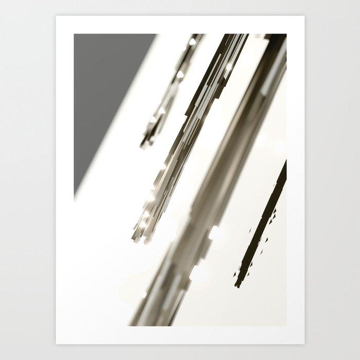 Onward And Upward Art Print