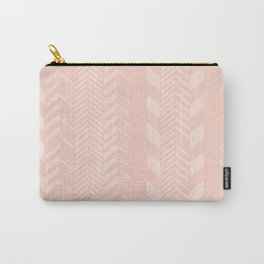 Arrow Lines Carry-All Pouch
