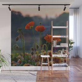 Affiche fleurs photo