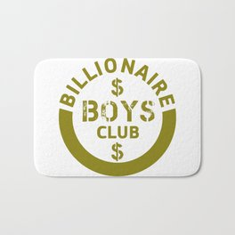 billionaire boys club #society6 #decor #buyart #artprint Bath Mat