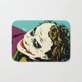 Joker So Serious Bath Mat