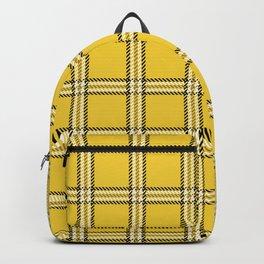 Clueless Plaid Backpack