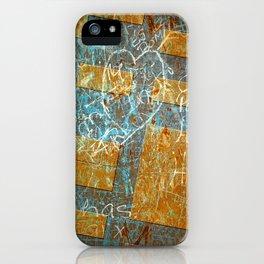 Grunge Background 6 iPhone Case