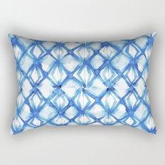 Nautical mermaid scales Rectangular Pillow