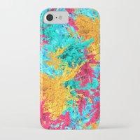 splash iPhone & iPod Cases featuring Splash! by Eleaxart
