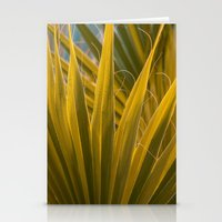 palm Stationery Cards featuring Palm by Moonworkshop