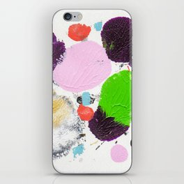 Art abstract 2 iPhone Skin