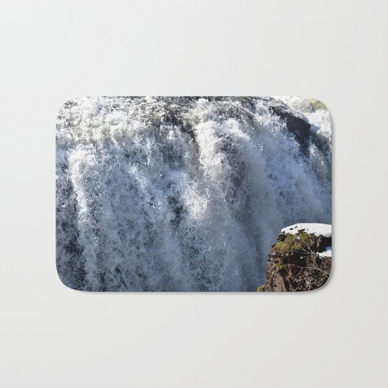 Don't Go Chasing Waterfalls 3 Bath Mat