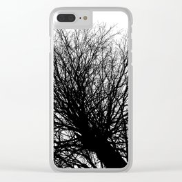 Branches 6 Clear iPhone Case