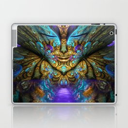 Transcendental - Fractal Manipulation Laptop & iPad Skin