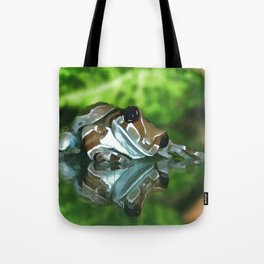 Amazon Milk Frog Tote Bag