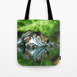 Amazon Milk Frog Tote Bag