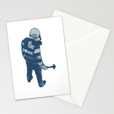 Most Days Are Just About Doin' Your Best To Get By Stationery Cards