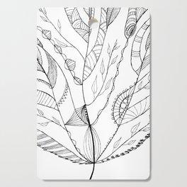 Amazing Leaves Cutting Board