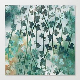 Vines of Ivy Canvas Print