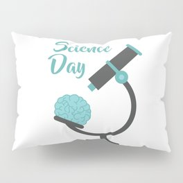 Science day - the more experiments the better improvement Pillow Sham