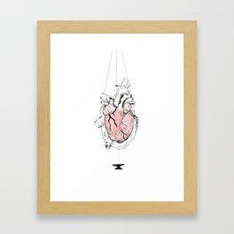 Anviltomical  Framed Art Print