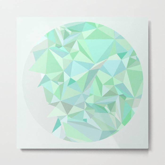 Circle 1 Metal Print