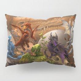 Baby Dragons Pillow Sham