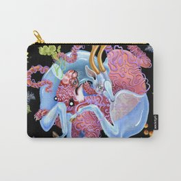 Tiger and Stag Carry-All Pouch