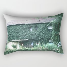 Wine maker house Rectangular Pillow