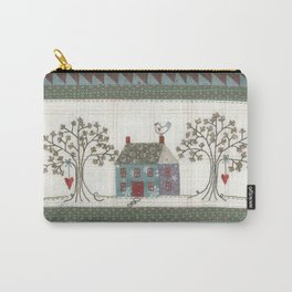 Annie's Cottage Carry-All Pouch