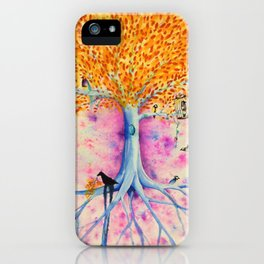 Fall iPhone Case