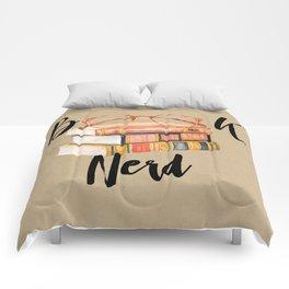 Book Nerd Comforters