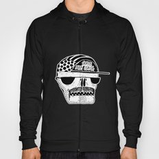 Italian Skull  Hoody
