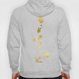 Golden abstract #2 Hoody