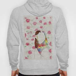 An erotic point of view - back Hoody