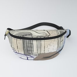 Architecture Fanny Pack