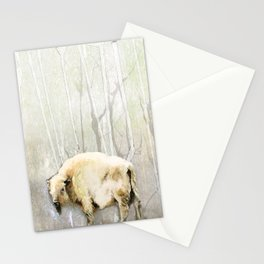 White Buffalo's Hollow Stationery Cards