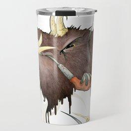 DemonBoar Travel Mug