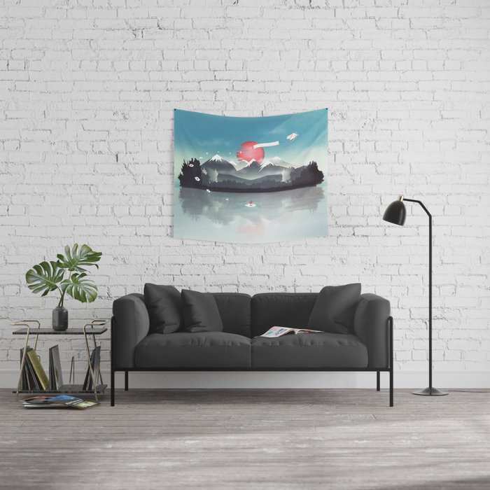 Fortuna's Message Wall Tapestry