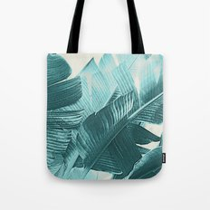 Banana Palm Tote Bag
