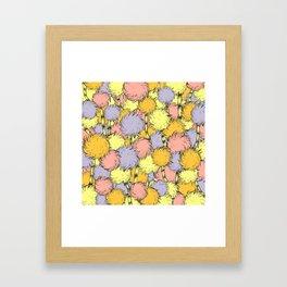 Truffula Framed Art Print