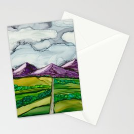 Take Me To The Mountains Stationery Cards