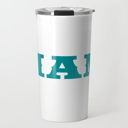 MIAMI Travel Mug